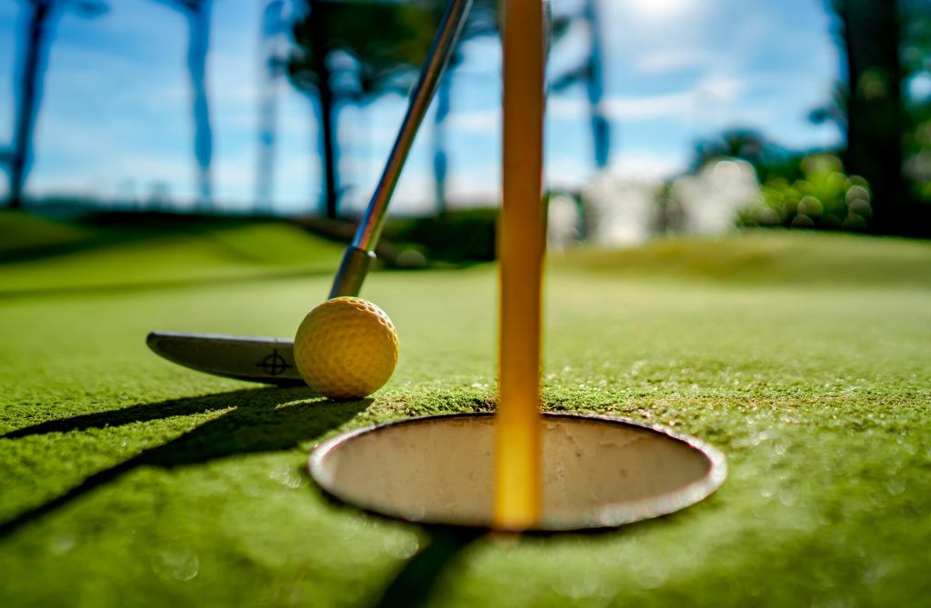 6 Reasons For You To Play On Miniature Golf Setup